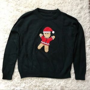 ASOS Brave Soul gingerbread sweater